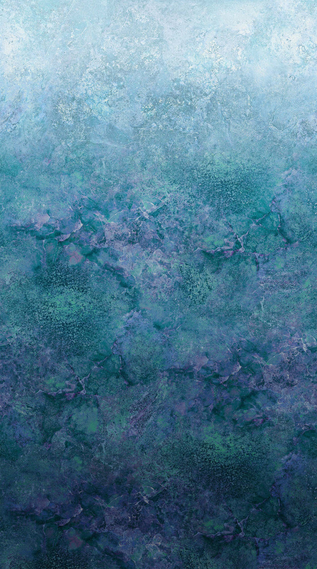 Northcott Stonehenge Gradations Ombré Mystic Midnight Blue Quilt Fabric