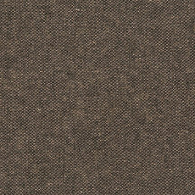Essex Yarn Dyed Linen/Cotton Blend Espresso