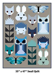 Fancy Forest Quilt Pattern