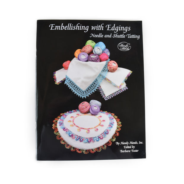 Embellishing With Edgings Tatting Book