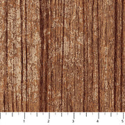 Naturescapes FLANNEL Barn Wood Brown