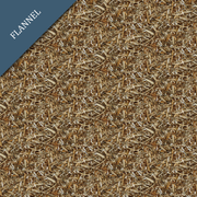 Naturescapes FLANNEL Straw Brown