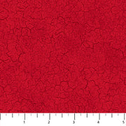 Cardinal Woods FLANNEL Crackle Red