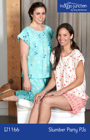 Indygo Junction Slumber Party Women's Pyjamas Sewing Pattern