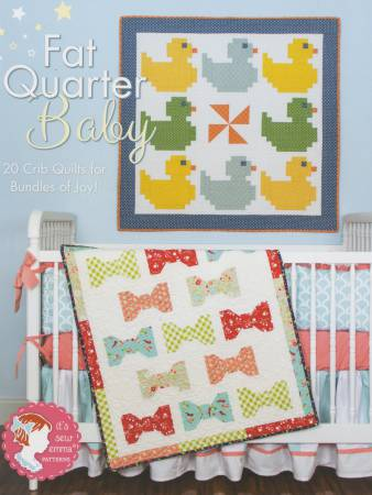 Fat Quarter Baby - Softcover