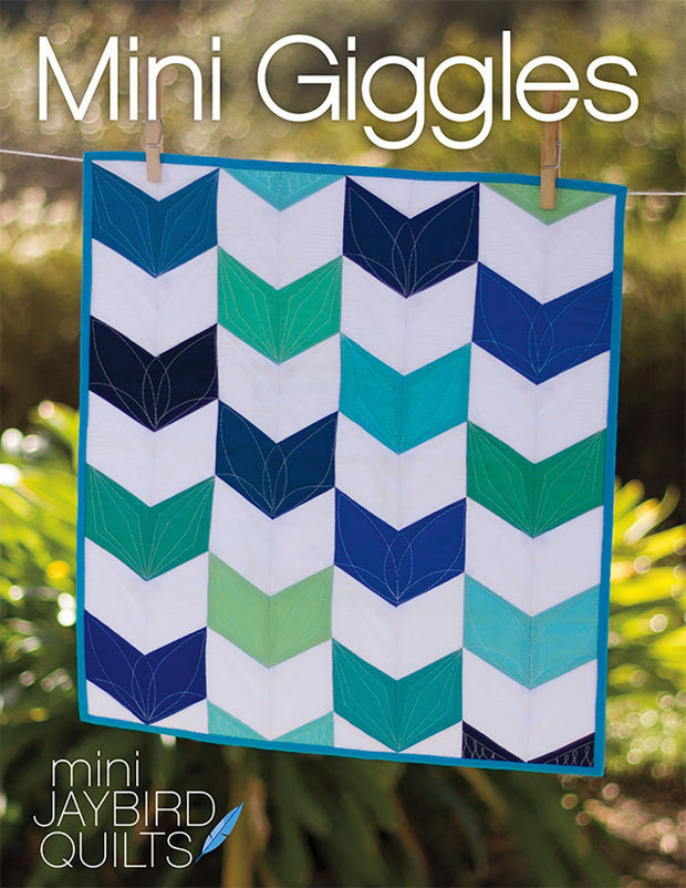 Mini Giggles Quilt Pattern