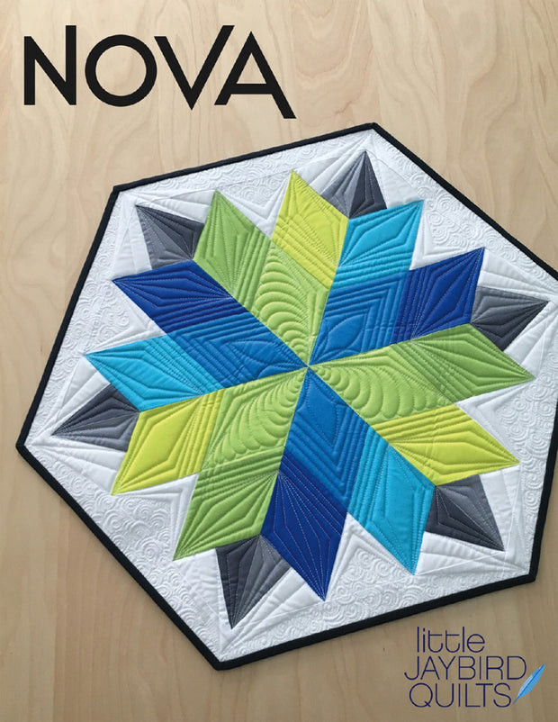 Nova Table Topper Pattern