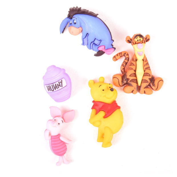 Disney's Winnie The Pooh Buttons by Dress it Up