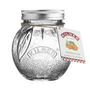 Kilner Orange Fruit Preserve Glass Jar .4L
