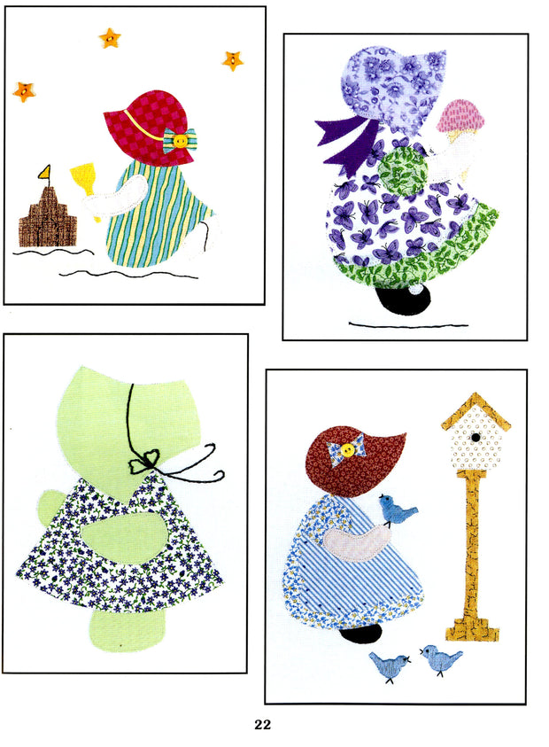 Ultimate Sunbonnet Sue (Softcover)