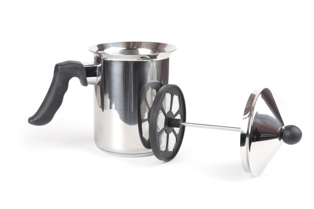 Milk Frother and Sauce Pot