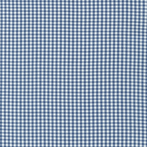 Denim Gingham