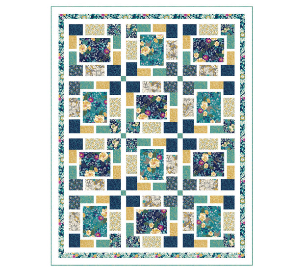 Easy Breezy Quilt Pattern