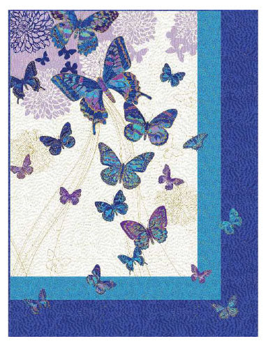 Outside the Box Nocturnal Bliss Quilt Kit