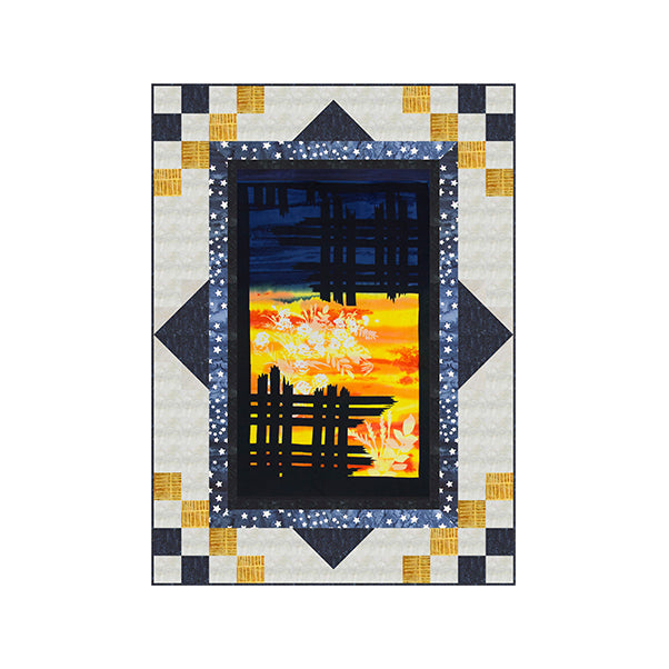 Western Retreat Wall Quilt Kit