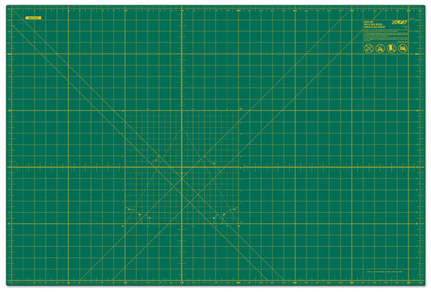 Cutting Mat with Grid 24in x 36in *NOT included in free shipping promo