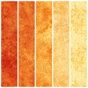 2-1/2in. Strips Stonehenge Gradations Sunglow 40pc