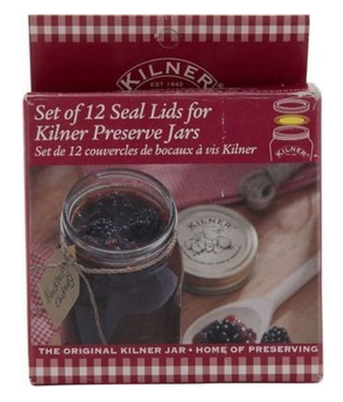 Kilner Replacement Seal Lid Canning Preserves