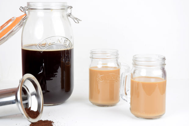 Kilner Cold Brew Coffee Jar Set