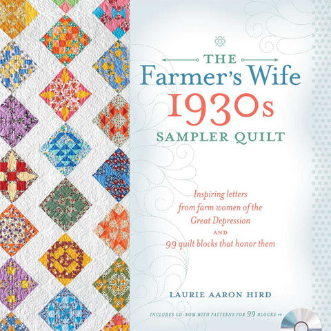 Farmer's Wife 1930's Sampler