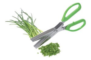 Westmark Herb Scissors Green