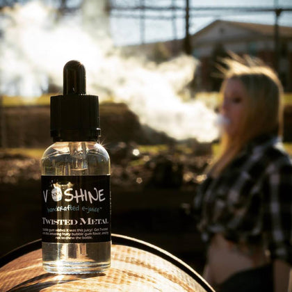 V-Shine Handcrafted e-juice