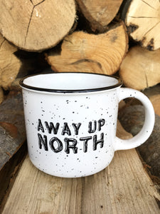 Away Up North Camp Mug