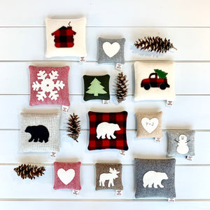 Black Bear Balsam Pillow