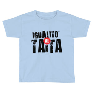 IGUALITO AL TAITA (Kids Short Sleeve T-Shirt)