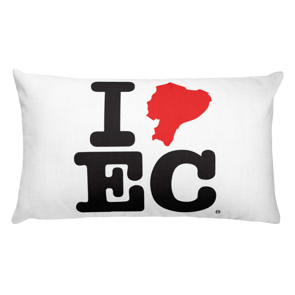 I EC (Rectangular Pillow)
