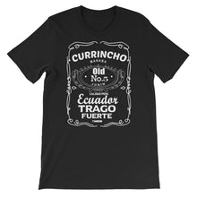 CURRICNCHO Short-Sleeve Unisex T-Shirt