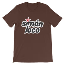 SIMON LOCO (Short-Sleeve Unisex T-Shirt)