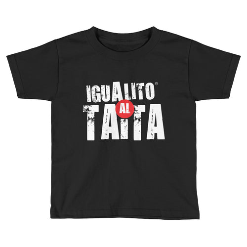 IGUALITO AL TAITA(Kids Short Sleeve T-Shirt)