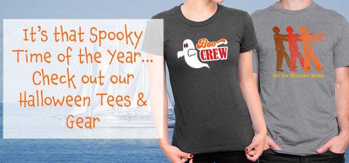 Our Halloween T-Shirt Collection is Here!
