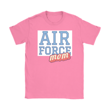 Air Force Mom Tee - Proud Mother of an Airman T-Shirt - Island Dog T-Shirt Company