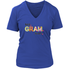 Best Grandma Ever Shirt Gift Ideas for Grandmother for Birthday, Christmas, Holidays - Island Dog T-Shirt Company