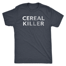 Cereal Killer - Funny Food T-Shirt - Men's Ultra Soft Comfort Tee - Island Dog T-Shirt Company