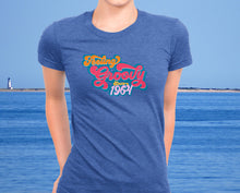 Feeling Groovy Since 1964 - Ladies' Birthday Year Shirt for Women - Anniversary Ultra Soft Tee - Island Dog T-Shirt Company