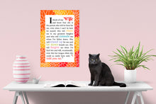 Love Quotes Wall Decor - Present Ideas for Wife - Wrapped Canvas Wall Art - Island Dog T-Shirt Company