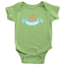 Nautical Baby Clothes Bodysuits for Boys Girls Newborn to 24 Months - Nauti Too - Island Dog T-Shirt Company