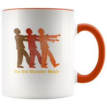 Do the Monster Mash Funny Halloween Frankenstein Zombie Coffee Mug for Fall - Island Dog T-Shirt Company