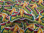 """POSITIVE ⚡ ENERGY!"" Sticker Pack - ALVERSON LAYNE"