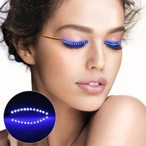 Bad Bones Java Eyelash Extension LED Luminous Eyelash Lights