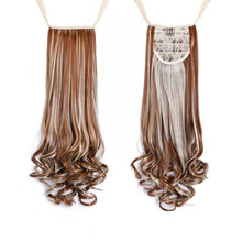 Bad Bones Java Hair Accessories #13 Full Curly Synthetic Hair Extensions