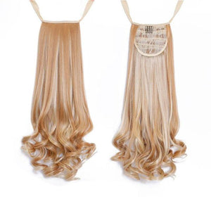 Bad Bones Java Hair Accessories #14 Full Curly Synthetic Hair Extensions