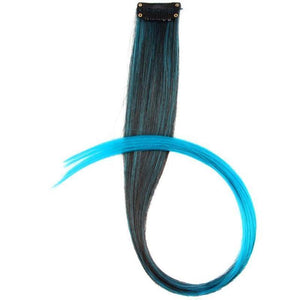 Bad Bones Java Hair Accessories #15 One Piece Synthetic Hair Extensions
