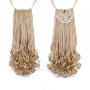 Bad Bones Java Hair Accessories #5 Full Curly Synthetic Hair Extensions