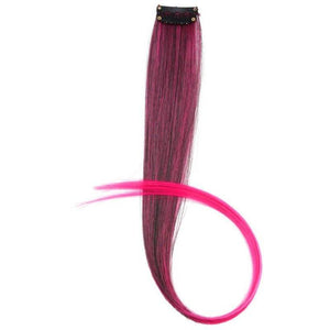 Bad Bones Java Hair Accessories #6 One Piece Synthetic Hair Extensions