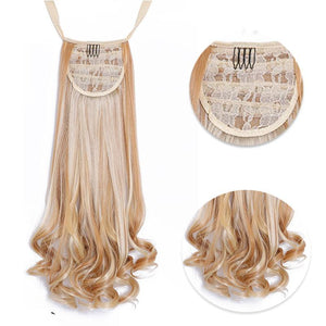 Bad Bones Java Hair Accessories Full Curly Synthetic Hair Extensions