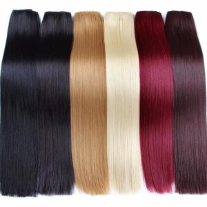 Bad Bones Java Hair Accessories Full Standard Synthetic Hair Extensions